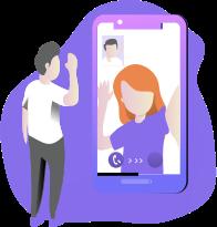 В Youple - эффективная система коммуникаций